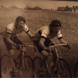 steve racing eastway old